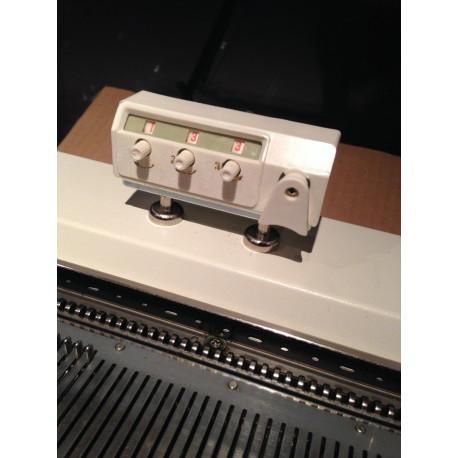Reihenzähler für Strickmaschine Brother kH970