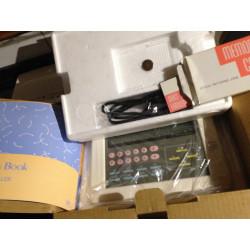 Silver Reed design Controller PE-1+ blanko Memory Karte+ Batterie