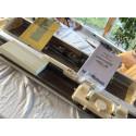 Strickmaschine Silver Reed SK270 Lochkarten Maschine super Feinstricker 3,6 mm