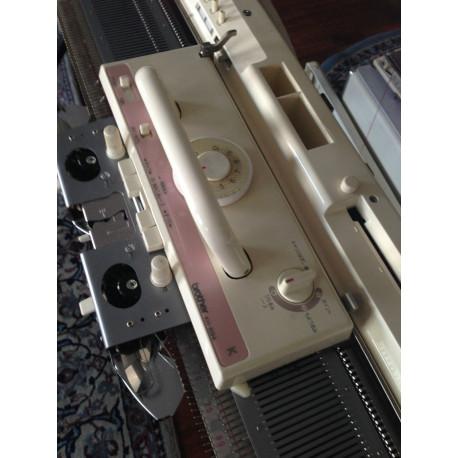 Strickmaschine Brother KH894 mit KG Schienen - 1 Jahr Garantie
