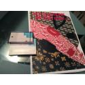 Memorykarte Vol. 2 für design Controller SILVER REED PE-1Mit Musterbuch