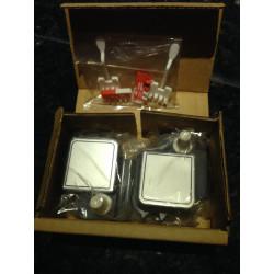 Einzelmotiv Adapter Set R/L inkl. Set Position/trenn Kämme