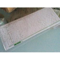 10er Set Lochkarten für KRC830 KRC900 original