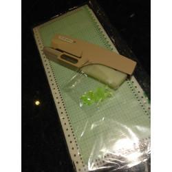 Set Lochkarten +Lochzange +Clips auch für KH260
