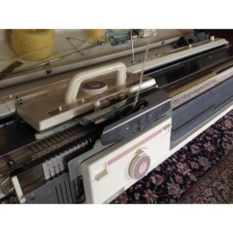 Strickmaschine Brother KH260+KR260 Grobstricker 1 Jahr Garantie