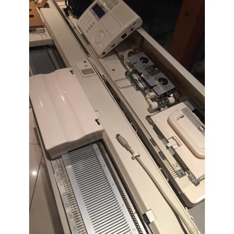 Strickmaschine Brother KH970 Einzelbett (gebraucht)