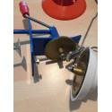 Wollwickler jumbo Metall L-2 Konenwickler + Jumbo Kone