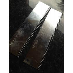 2er Set Nadelschieber 1/1 2/1 Metall 16 G