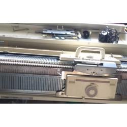 Strickmaschine Brother KH270 + DB KR260 TOP 6 Monate Garantie